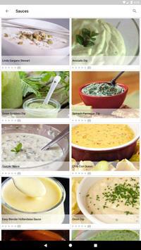 Sauce Recipes screenshot 7