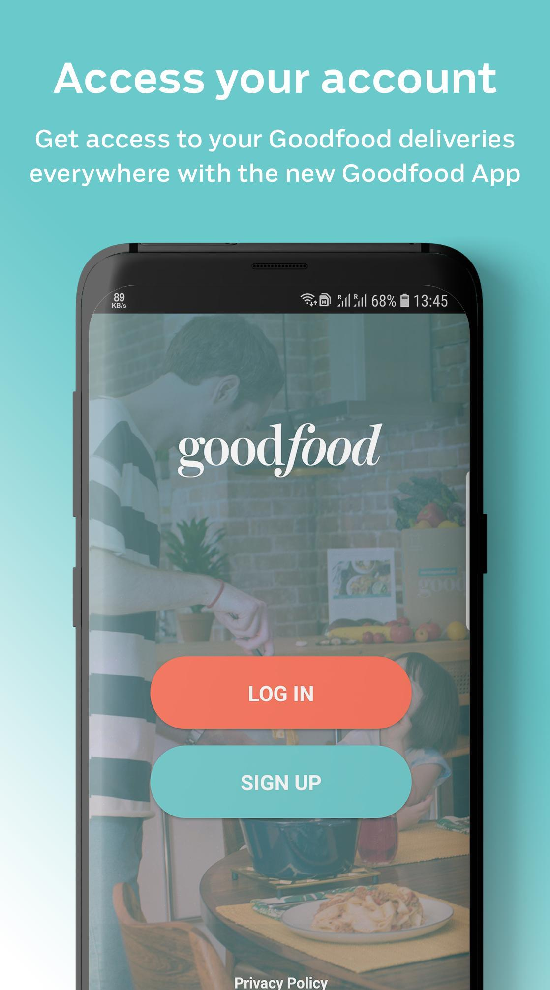 Goodfood poster