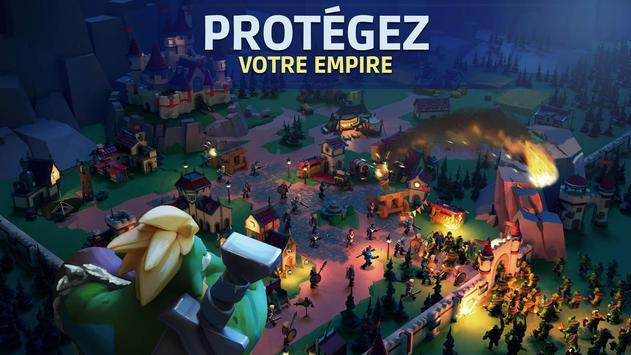 Empire: Age of Knights - MMO médiéval stratégique Affiche