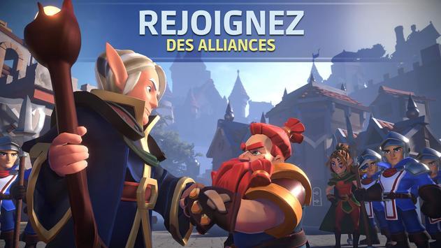 Empire: Age of Knights - MMO médiéval stratégique capture d'écran 3