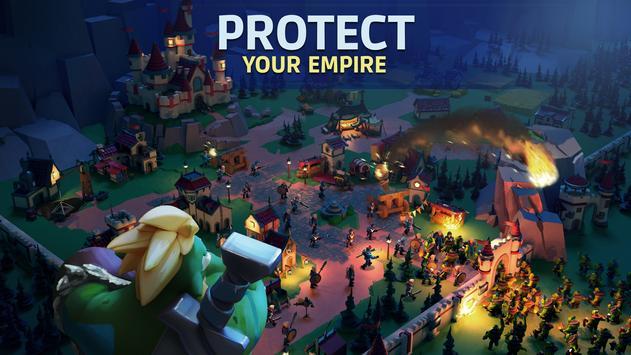 Empire: Age of Knights - Fantasy MMO Strategy Game penulis hantaran