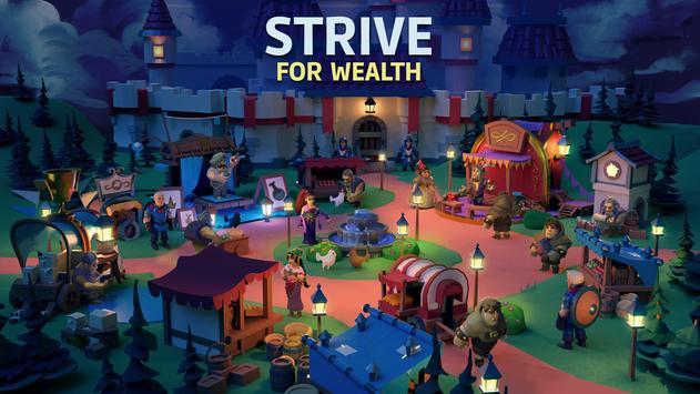 Empire: Age of Knights - Fantasy MMO Strategy Game syot layar 1