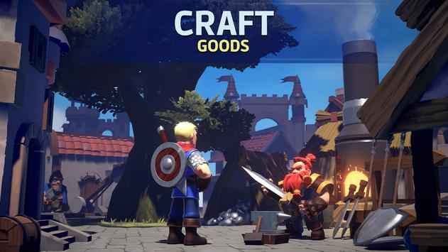 Empire: Age of Knights - Fantasy MMO Strategy Game syot layar 2