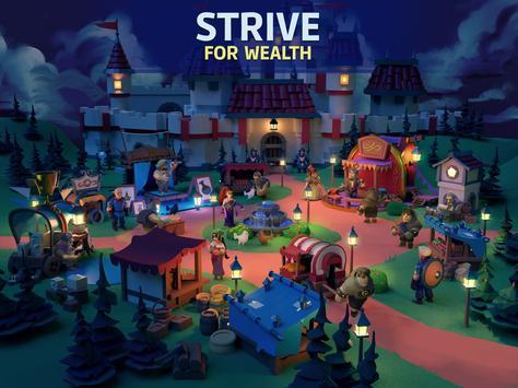 Empire: Age of Knights - Fantasy MMO Strategy Game syot layar 6