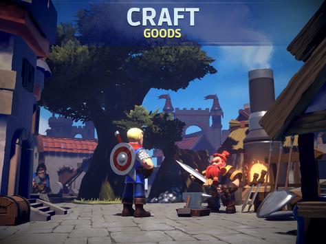 Empire: Age of Knights - Fantasy MMO Strategy Game syot layar 7