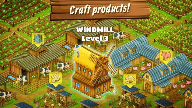 Big Farm تصوير الشاشة 1