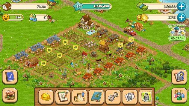 Big Farm تصوير الشاشة 6