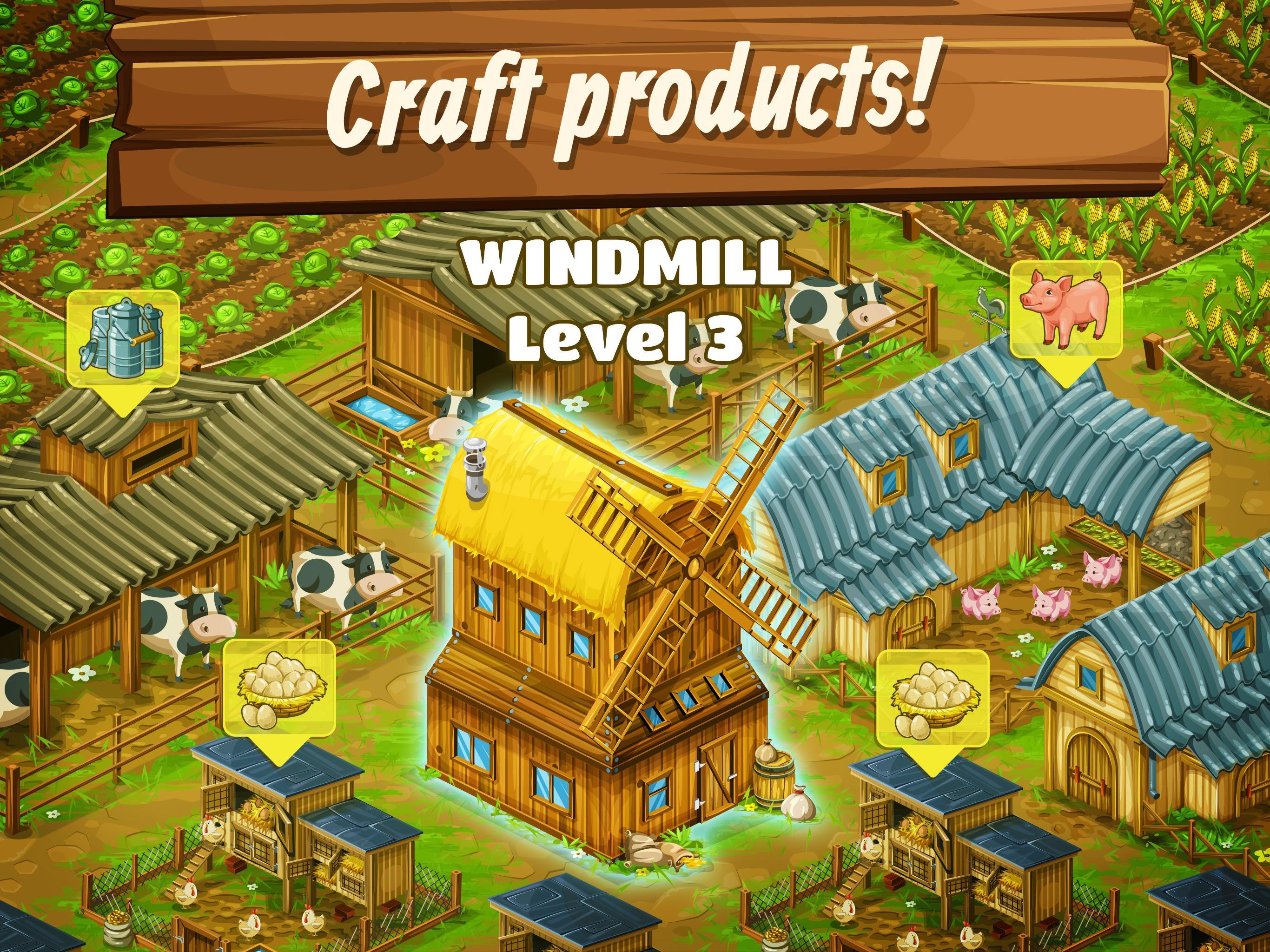 Big Farm for Android - APK Download