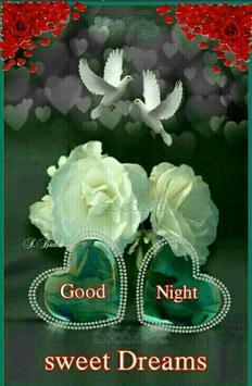 Good Night Gif & Sweet Dream Wishes Love screenshot 3