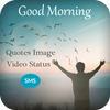 Good Morning Video Status-Quotes-Images-Gif wishes icon