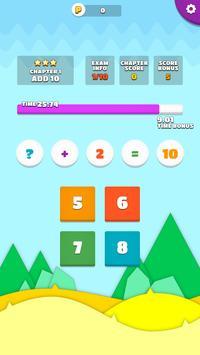 Math Monkey: Cool Math Game screenshot 2