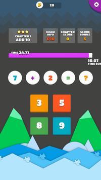 Math Monkey: Cool Math Game screenshot 5