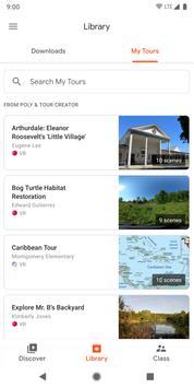 Expeditions screenshot 1