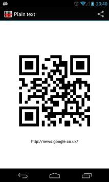 2 Schermata Barcode Scanner