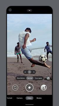 Google कैमरा स्क्रीनशॉट 4