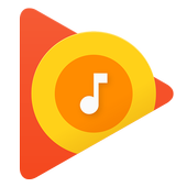 Google Play Music 图标