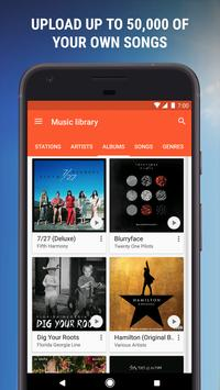 Google Playミュージック スクリーンショット 4