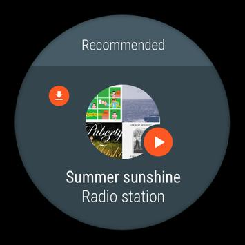 Google Playミュージック スクリーンショット 7