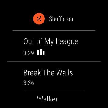 Google Playミュージック スクリーンショット 9