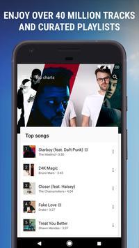 Google Playミュージック スクリーンショット 3