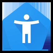 مجموعة أدوات الوصول من Android أيقونة
