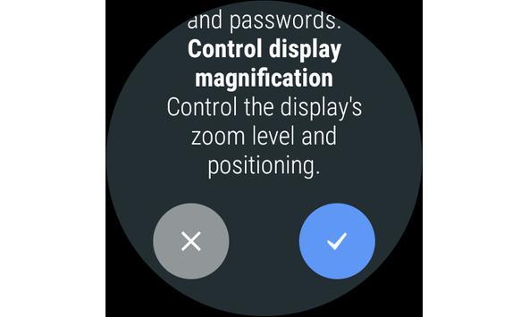 مجموعة أدوات الوصول من Android تصوير الشاشة 5