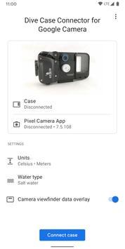 Penyambung Sarung Alat Selam untuk Kamera Google penulis hantaran