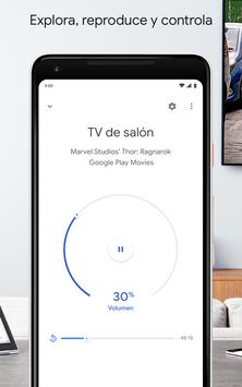 Google Home captura de pantalla 1