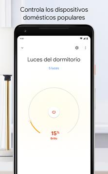 Google Home captura de pantalla 3