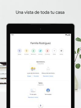 Google Home captura de pantalla 4