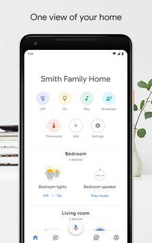 Google Home 海報