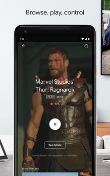 Google Home स्क्रीनशॉट 1