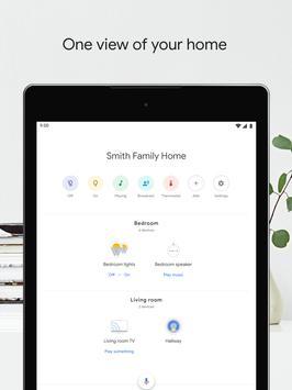 Google Home स्क्रीनशॉट 4
