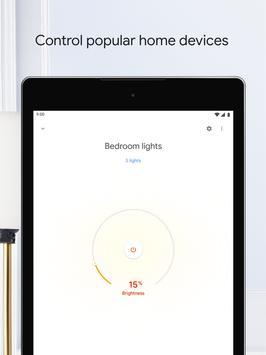 Google Home स्क्रीनशॉट 7