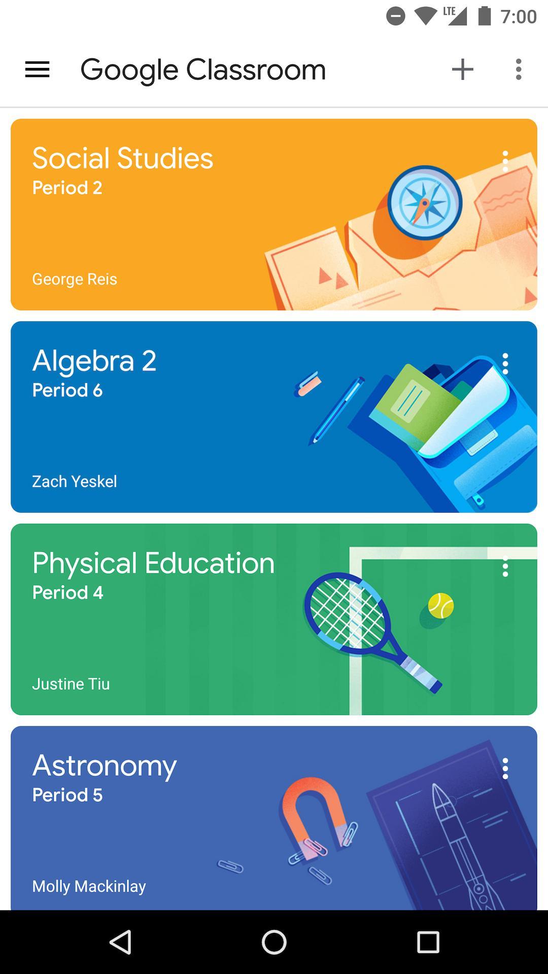 Google Classroom Reviews 2019: Details, Pricing ...  |Google Classroom