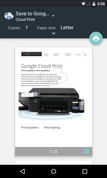 Cloud Print screenshot 1