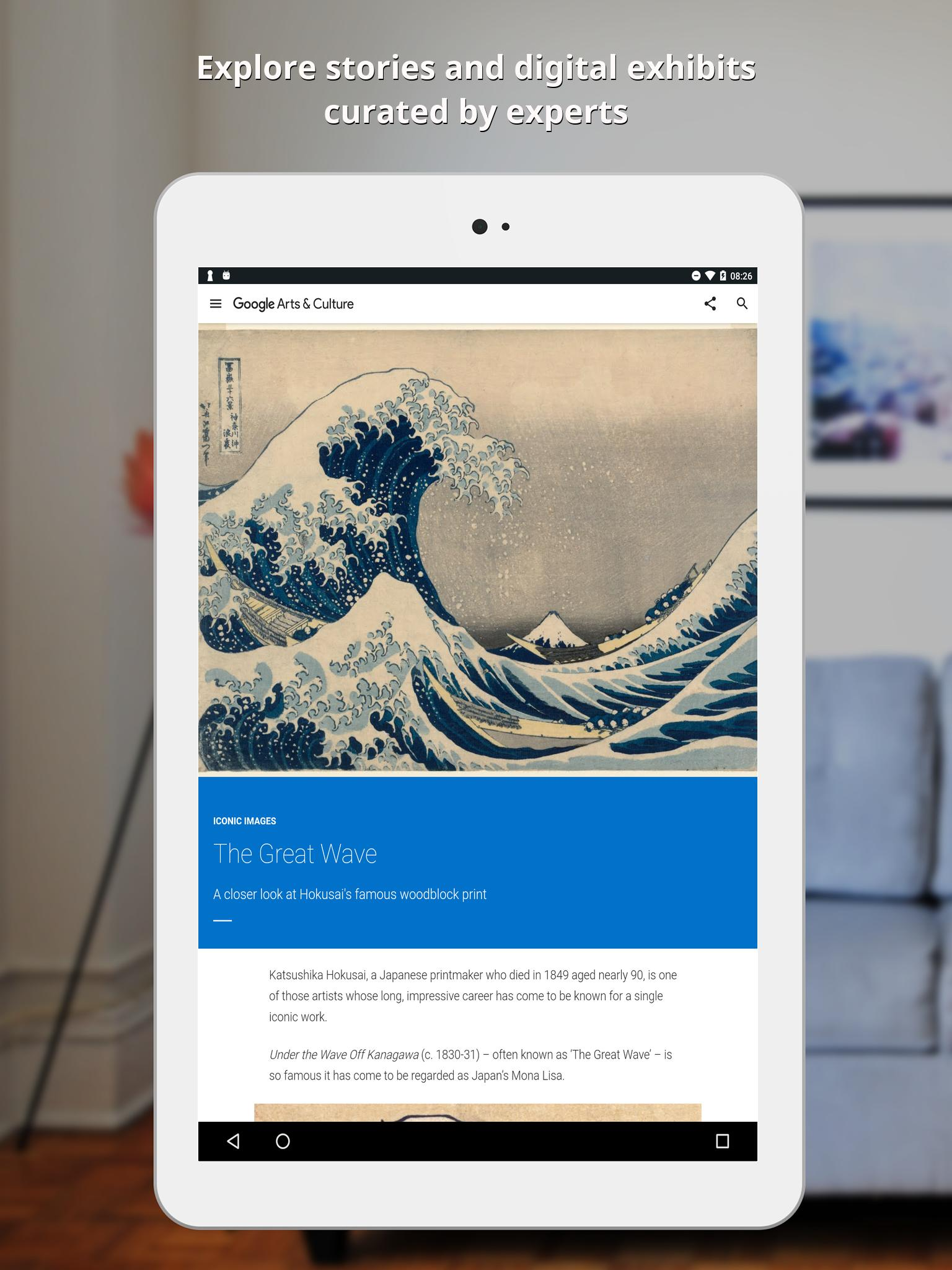 Google Arts Culture For Android Apk Download