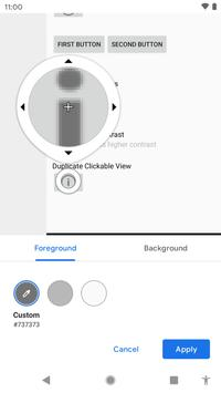 Trình quét trợ năng ảnh chụp màn hình 4