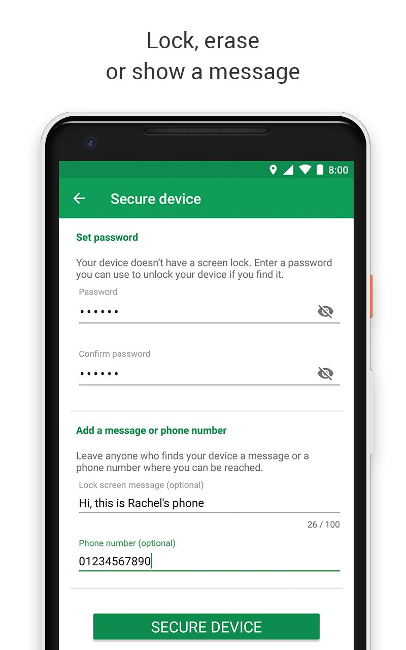 Google Find My Device for Android - APK Download