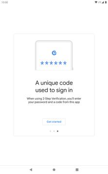 Google Authenticator स्क्रीनशॉट 14