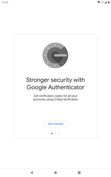 Google Authenticator स्क्रीनशॉट 12