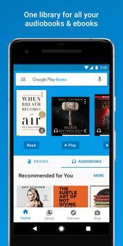 Google Play Книги постер