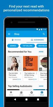 Google Play Книги скриншот 4