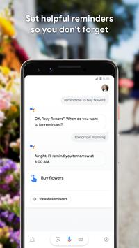 Google Assistant - Get things done, hands-free screenshot 6