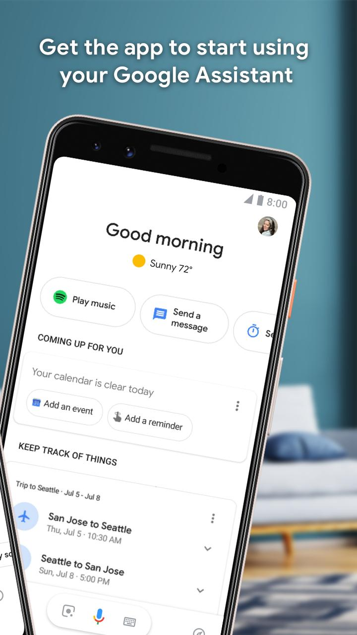 Google Assistant - Get things done, hands-free for Android
