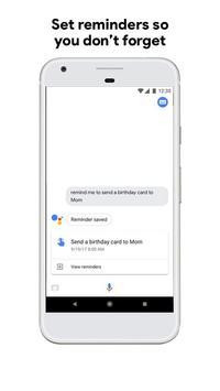 Google Assistant ảnh chụp màn hình 3