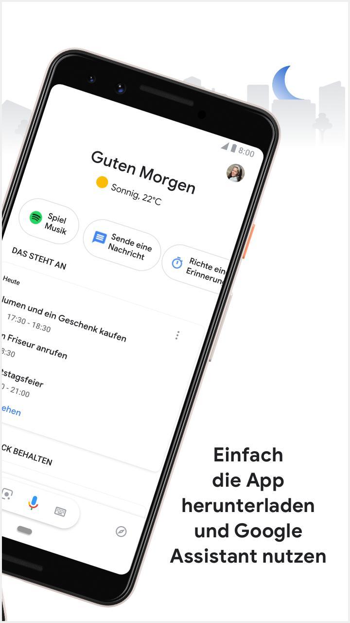 Google Assistant Für Android Apk Herunterladen