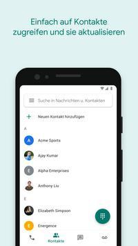 GoogleVoice Screenshot 4