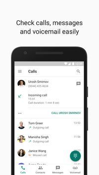 Google Voice poster