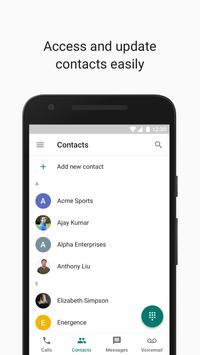 Google Voice скриншот 1